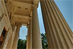 Ateneul Roman - Coloane