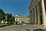 Ateneul Roman - Gradina