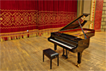 Ateneul Roman - Sala mare pian
