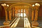 Ateneul Roman - Scara oficiala Enescu